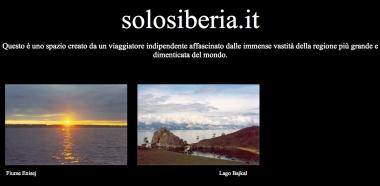 SoloSiberia.it